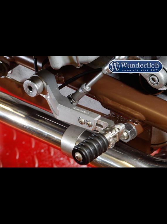 Wunderlich Adjustable gear lever CLEVER LEVER