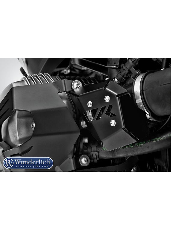 Wunderlich Throttle valve cover