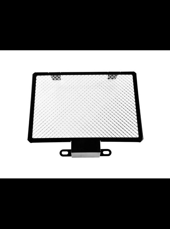 Oil cooler grille
