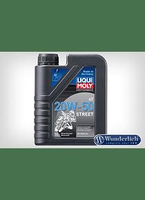 LIQUI MOLY engine oil street 4 T SAE 20 W-50