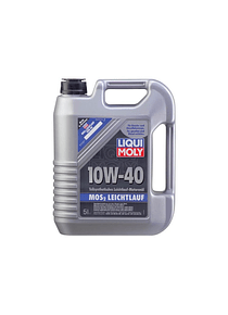 LIQUI MOLY MoS2 anti friction lubricant 10W-40