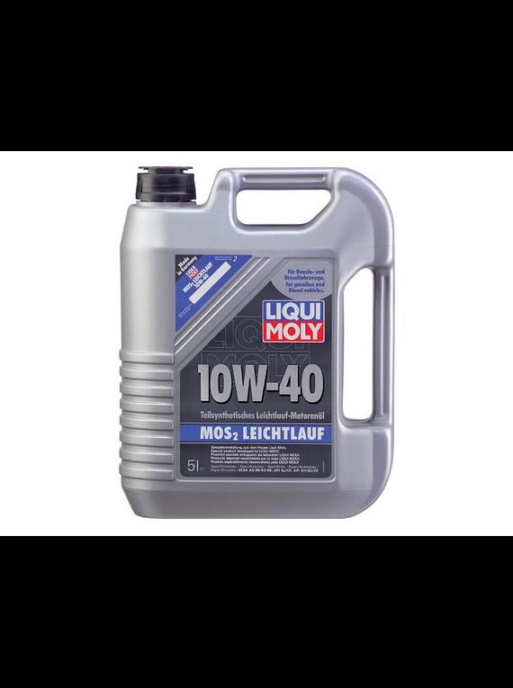 LIQUI MOLY MoS2 anti friction lubricant 10W-40