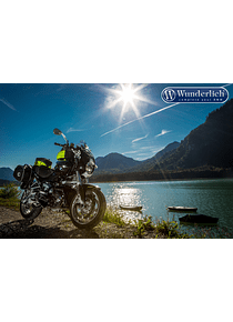 Wunderlich screen deflector VARIO-ERGO+