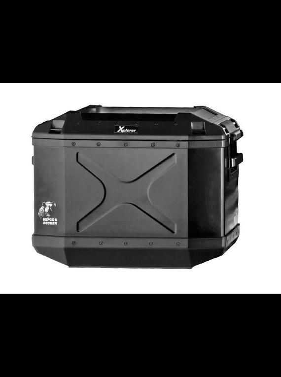 Hepco & Becker Xplorer case | 40 litres