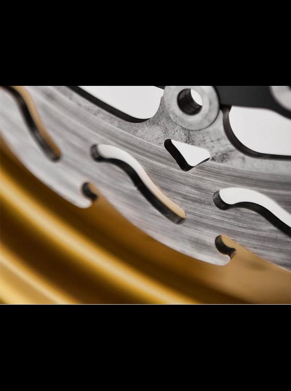 Moto Master brake disc front   left