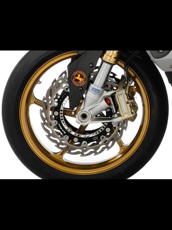 Moto-Master brake discs front | left