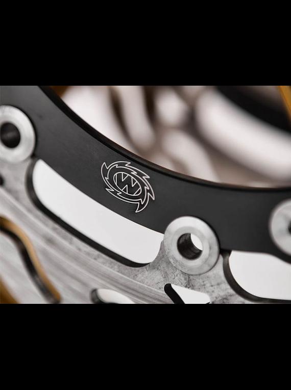 Moto Master brake disc rear