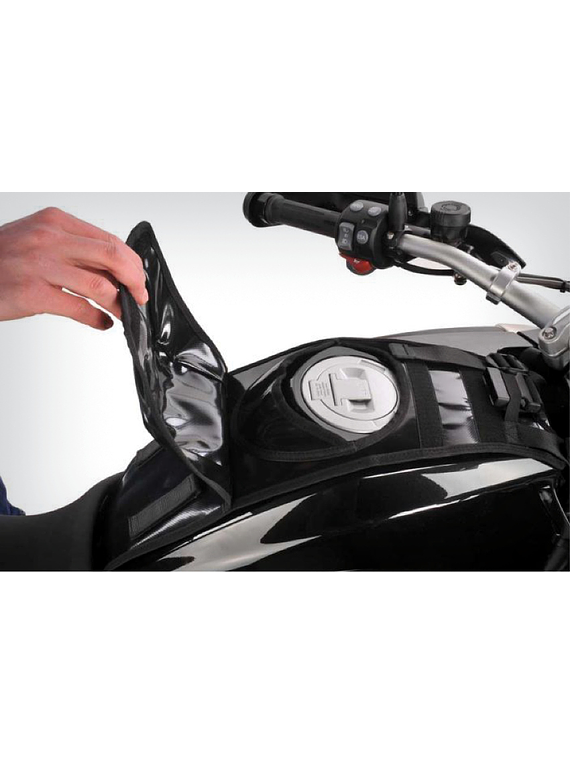 Wunderlich mounting system for ELEPHANT tank bag