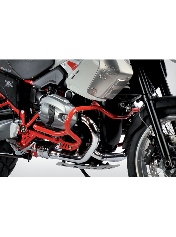 Engine protection bars GS