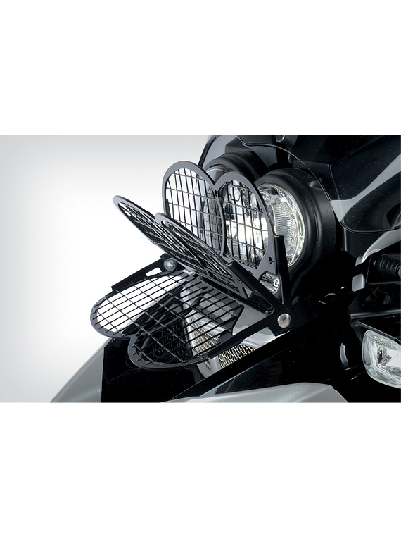 Head light grille | foldable