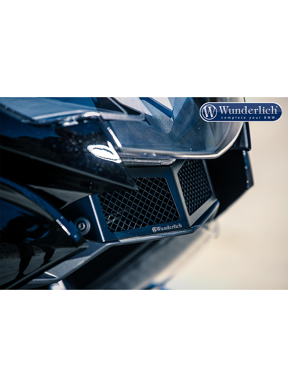Wunderlich Oil cooler protection grill