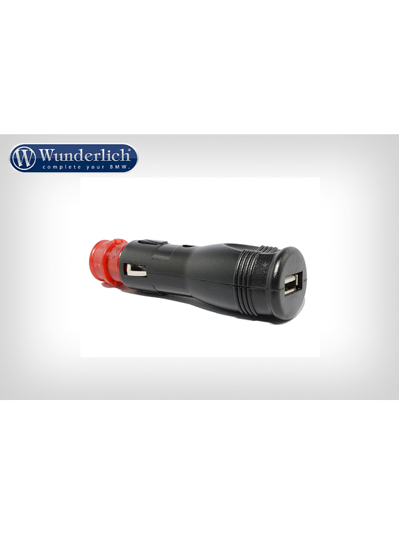 Universal USB plug adapter