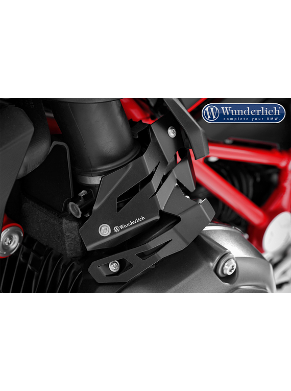 Wunderlich Injection Cover