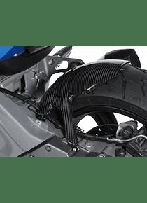 Rear wheel cover