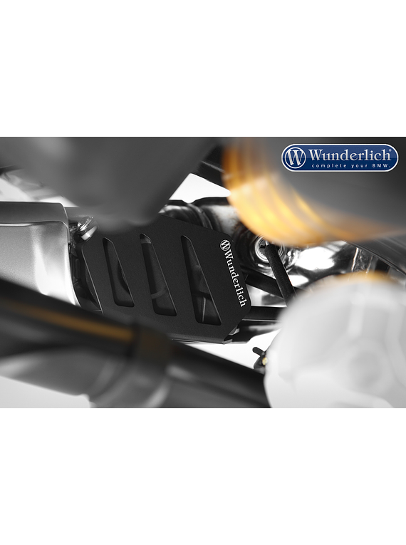 Wunderlich Exhaust flap cover