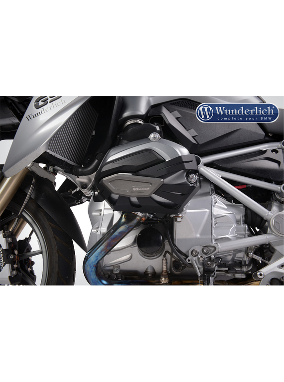 Wunderlich Valve cover & cylinder protectors  EXTREME