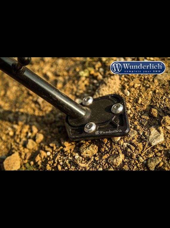 Wunderlich Side stand enlarger for low suspension