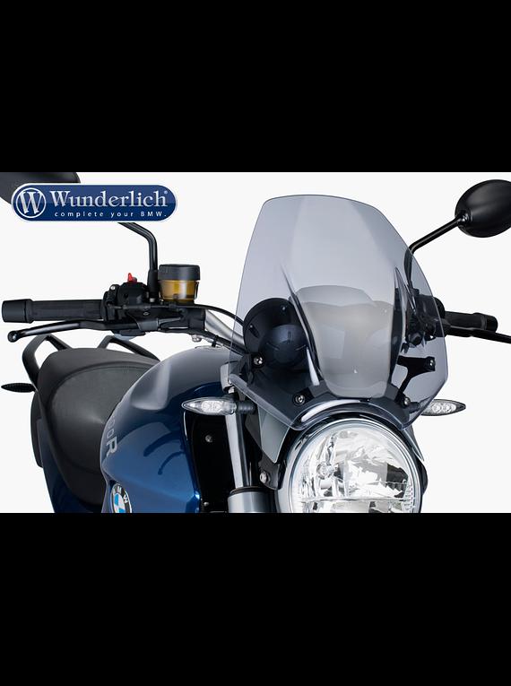 Windscreen Sport R 1200 R smoke grey