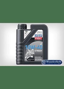 LIQUI MOLY engine oil Street 4 T SAE 10 W-40