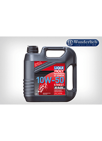 LIQUI MOLY engine oil racing synth 4 T 10 W-50