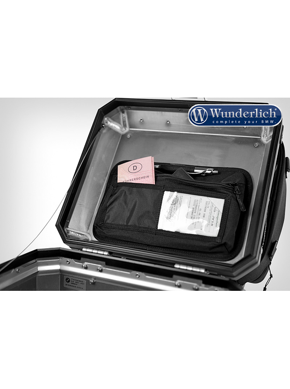 Case Lid Pocket