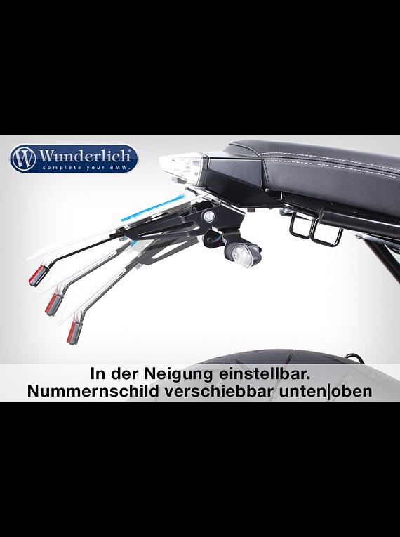 Wunderlich tail conversion SPORT (with rear light STRIPE)