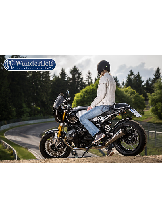Wunderlich Spike-Kit for the side stand plate