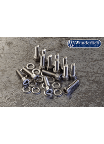 Screw set oil sump VA