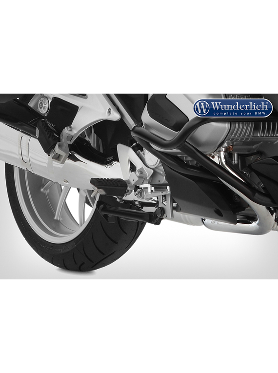 Wunderlich ERGO footrest lowering kit