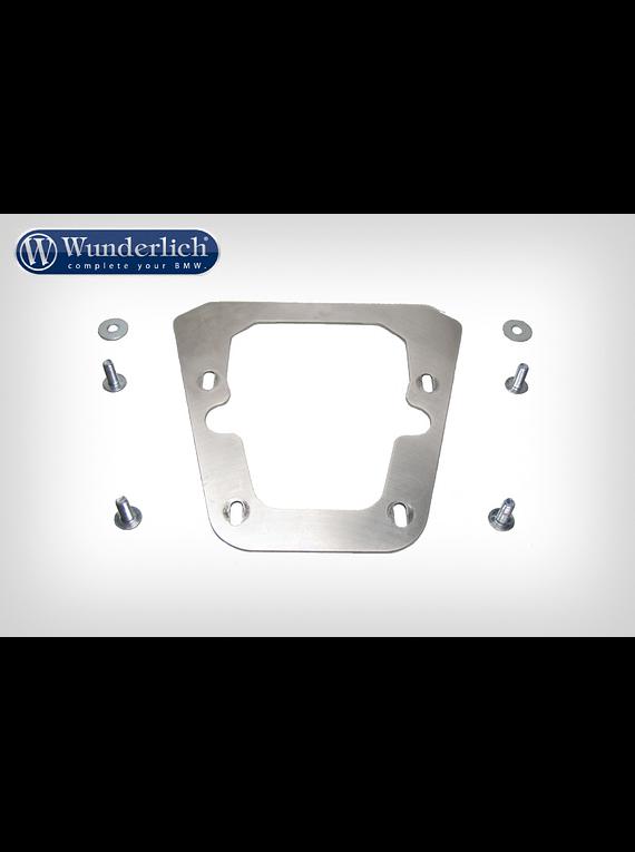 Safety plate pillion seat bank R nineT