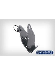 Wunderlich quick release media bag mounting on handlebar