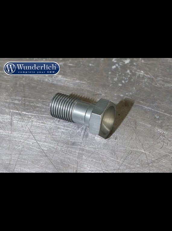 Hollow screw M10 x 1,00