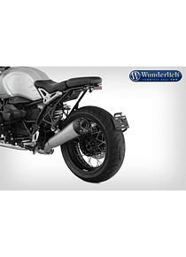 Wunderlich Swing arm number plate holder centered