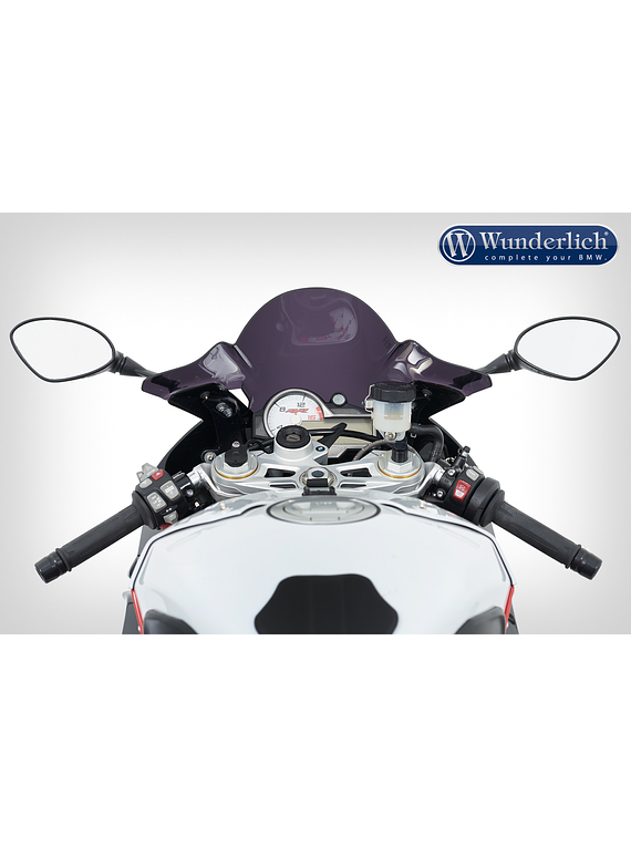 Wunderlich windshield BUBBLE