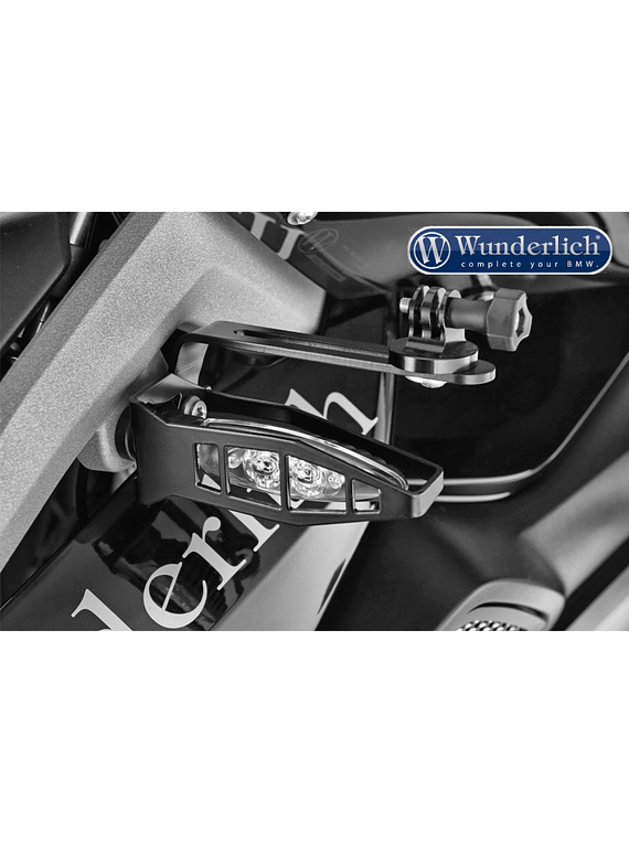 Wunderlich Camera mount for indicator installation