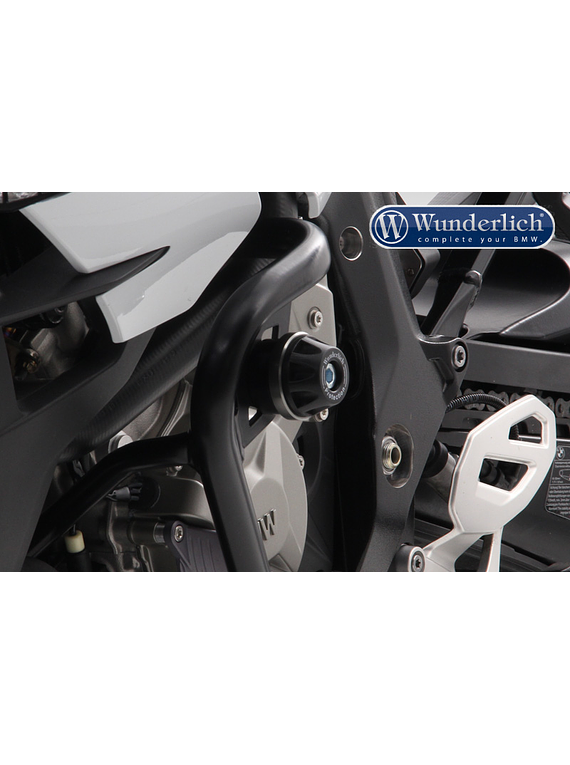 Wunderlich Crash pads for the crash bars