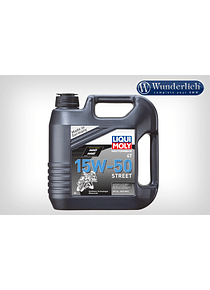 LIQUI MOLY motor oil 4T 15 W-50 Street