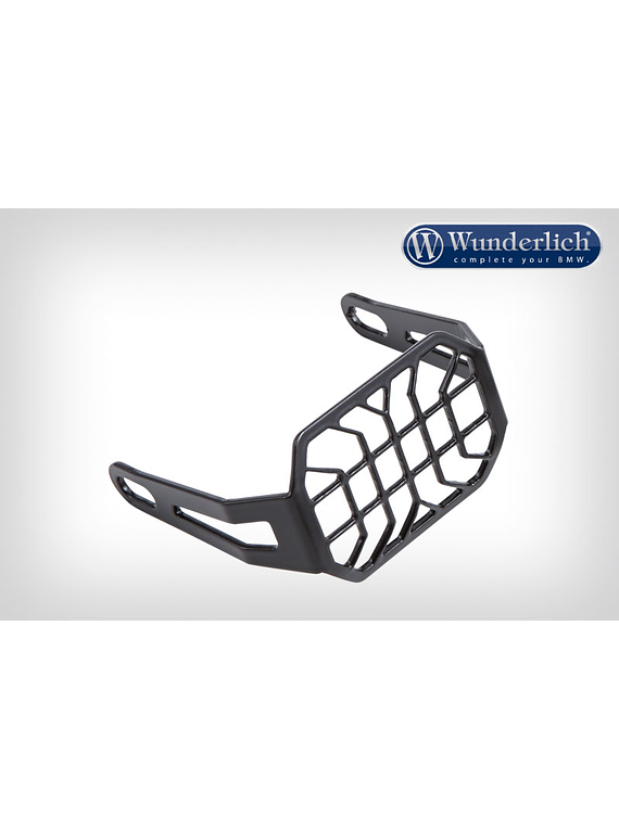 Protection grille for MICROFLOOTER auxiliary headlight