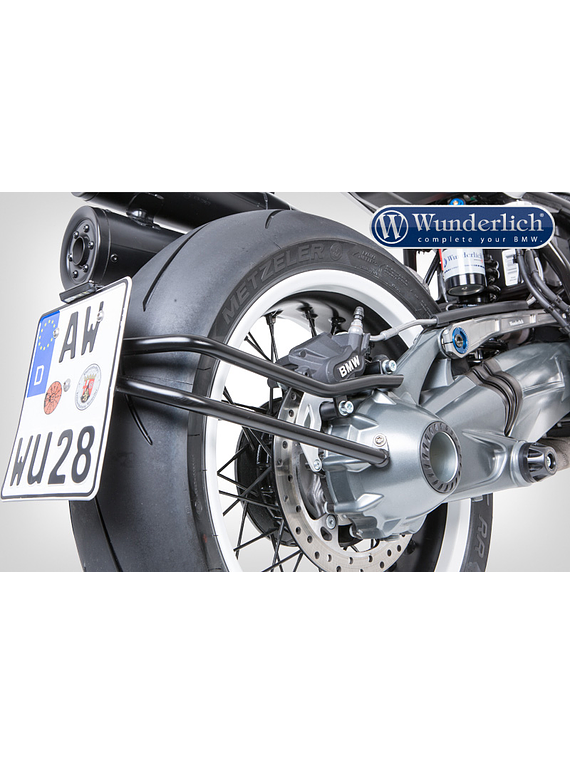 SWING tail conversion with holder for original rear light