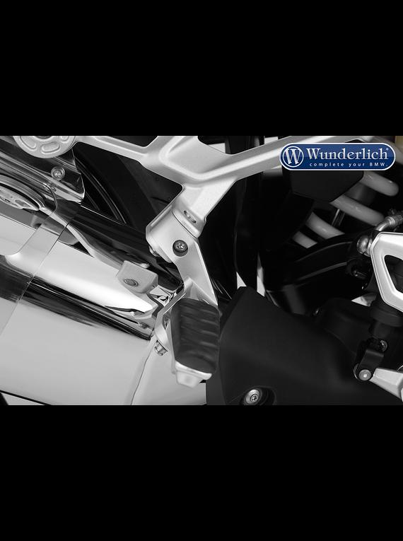 Wunderlich Passenger footrest lowering kit