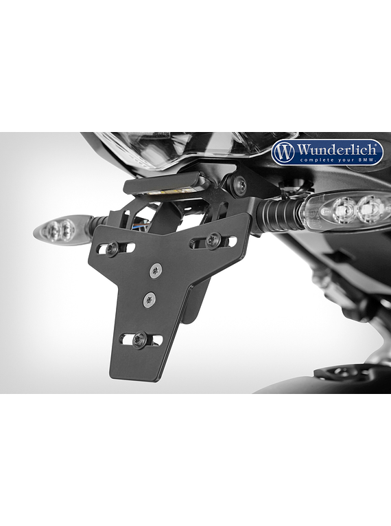 Wunderlich Tail Section Licence Plate Holder SPORT