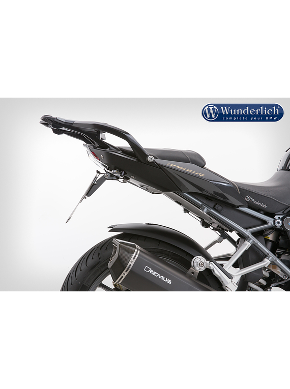 Wunderlich tail conversion- tail faring