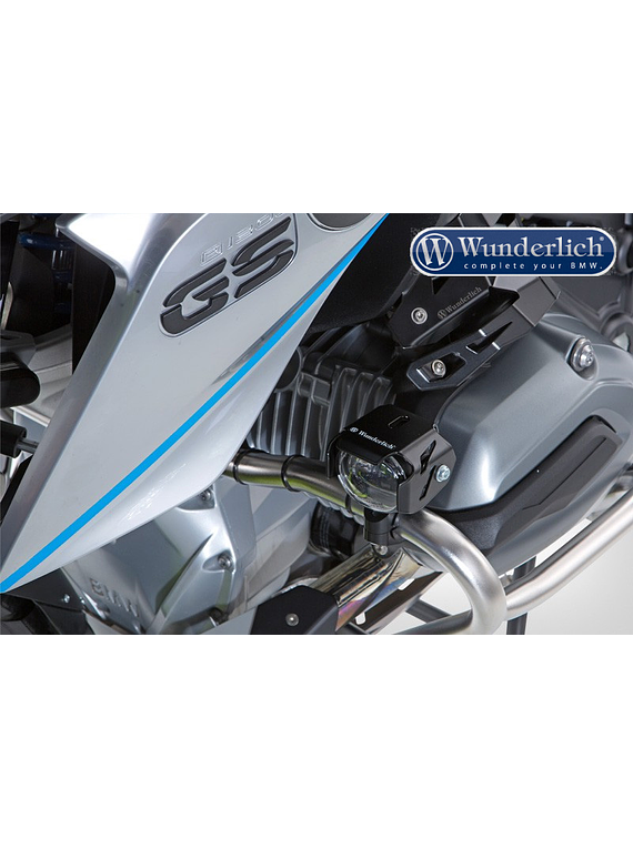 Wunderlich Micro Flooter LED auxiliary headlight for protection bar