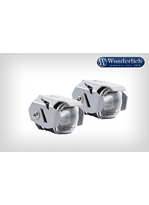 Wunderlich LED Additional head light MICRO FLOOTER silver