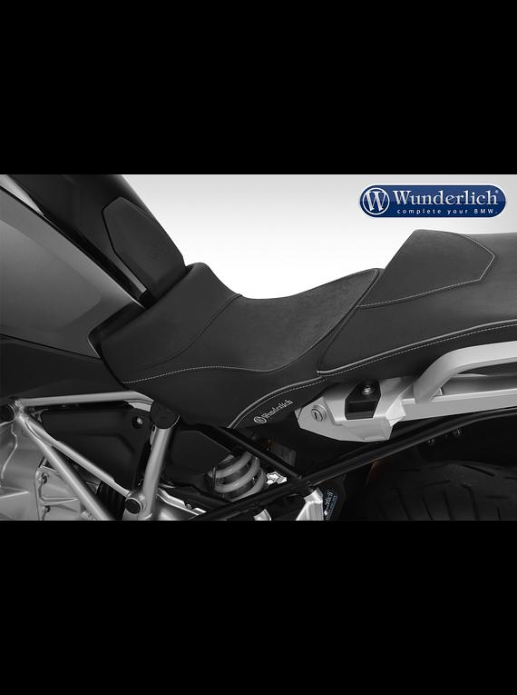 Wunderlich AKTIVKOMFORT rider seat with seat heating