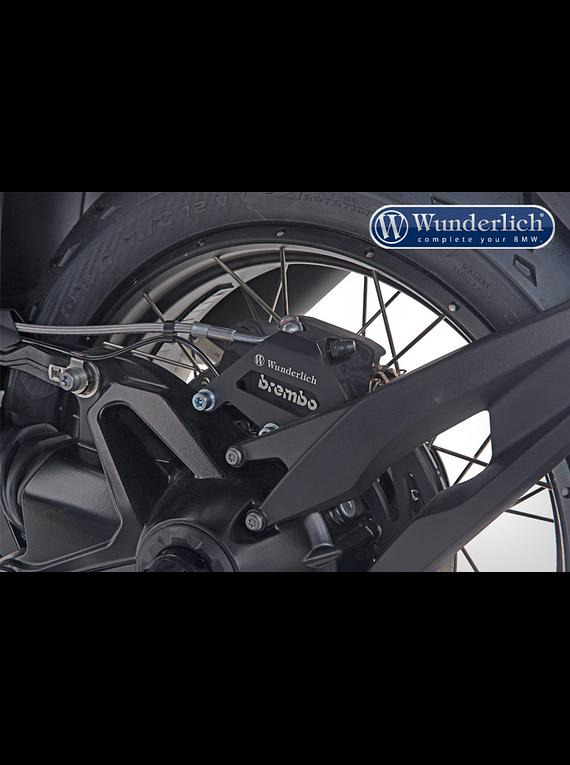 Brake caliper cover rear