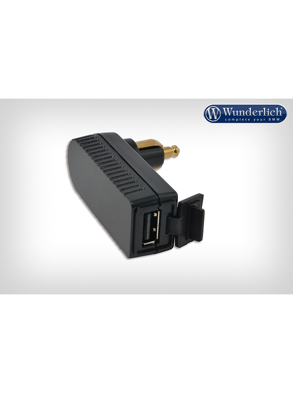 BAAS USB angle plug adapter