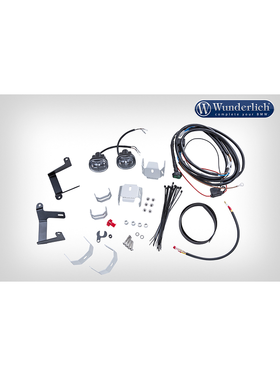LED additional headlight MICROFLOOTER R 1200/1250 RT LC