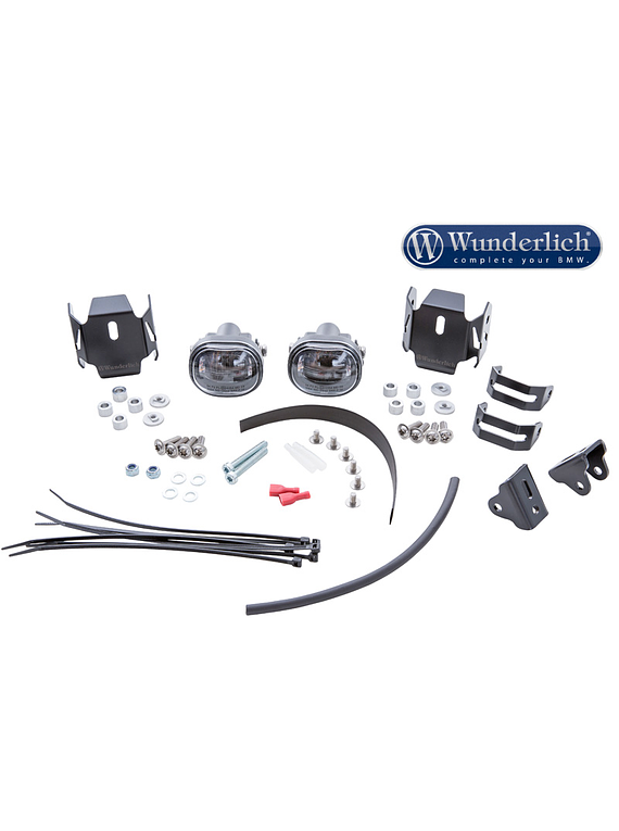 Conversion kit BMW mount to LED MICROFLOOTER
