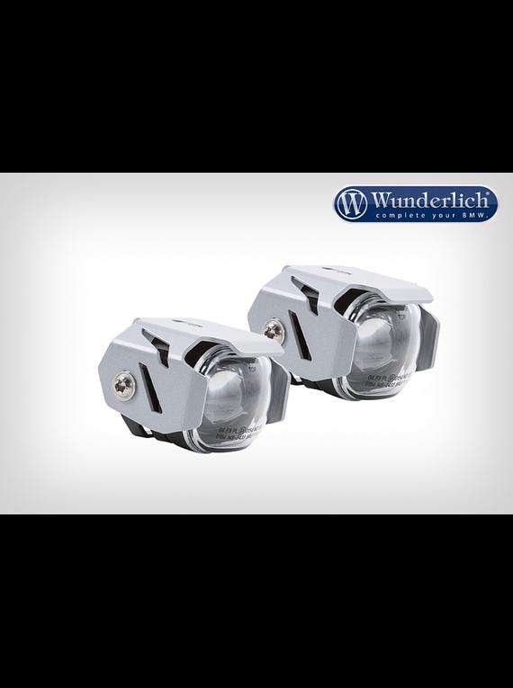 LED additional headlight for bracket / tube mounting